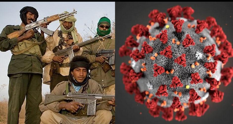 Terrorisme – pandémie